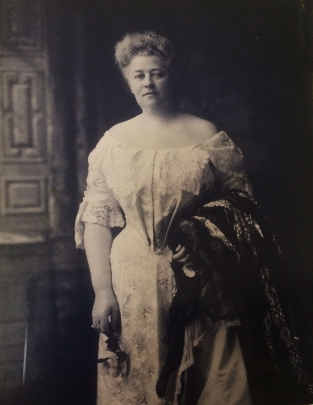 portrait of hattie wile