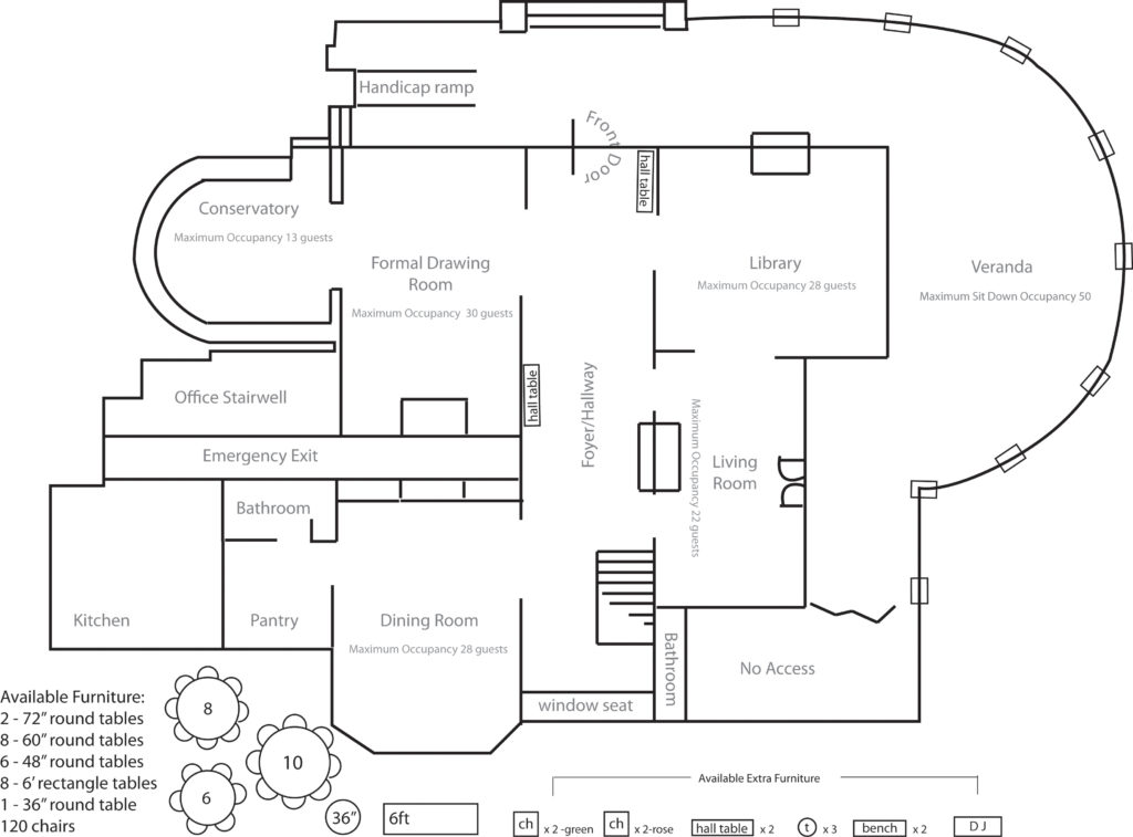 Event floor plan template free for Wedding floor plan app