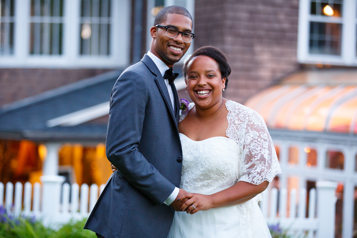Rohannah & Michael Formal Wedding photo's on our manicured lawns