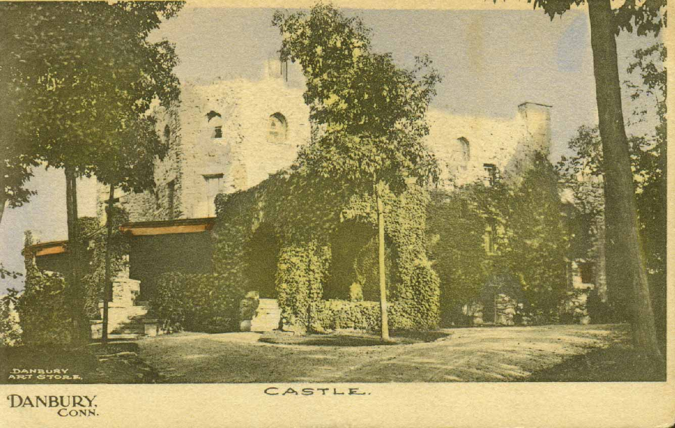 Hearthstone Castle Postcard c1900