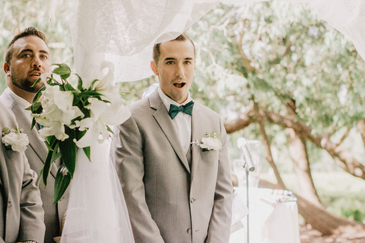 jewish-wedding-ceremony-groom-awestruck-at-first-sight-of-bride