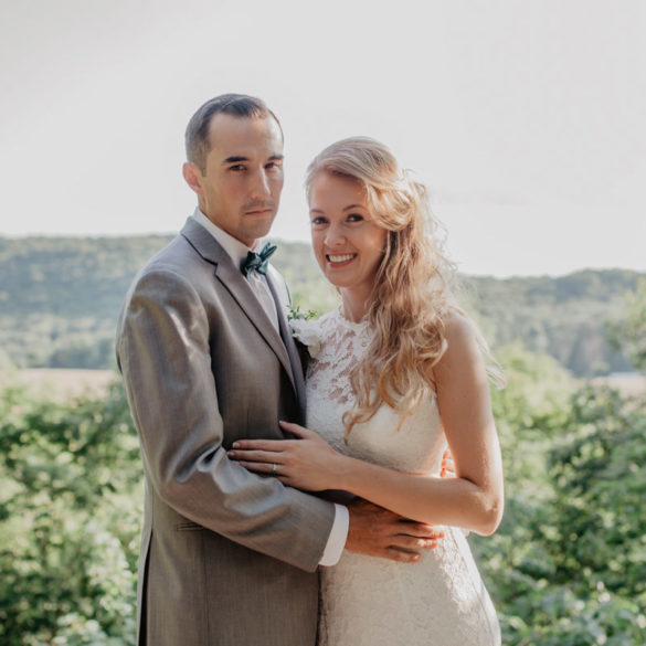 jewish-wedding-portrait-of-couple-with-fields-as-backdrop