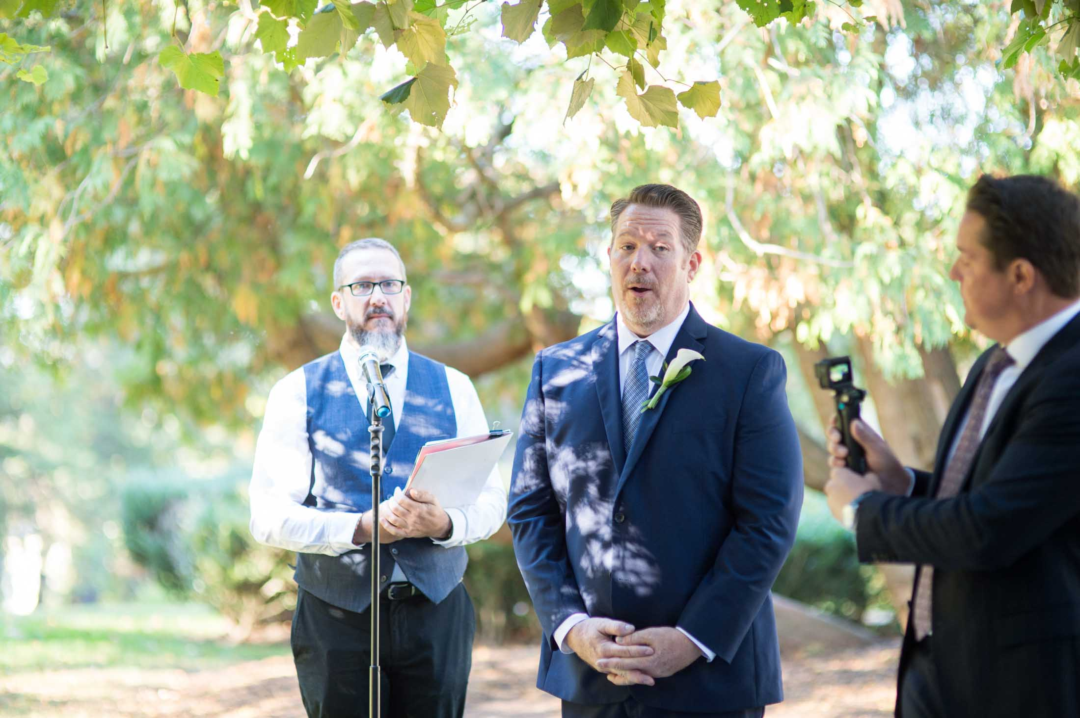 vineyard-style-wedding-ceremony-grooms-first-look