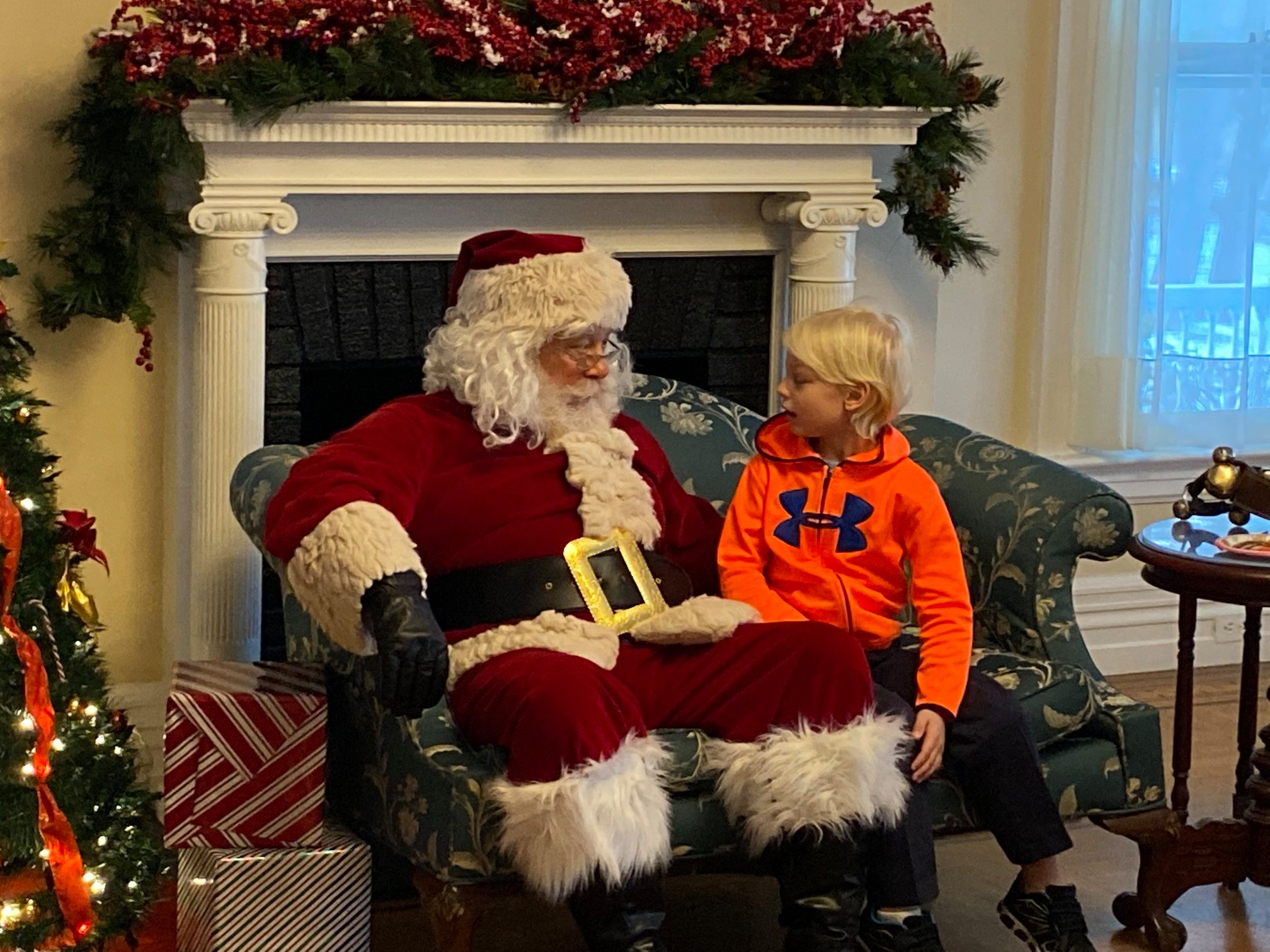 candy-cane-santa-listening-to-boys-wish-list
