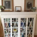 wooden-bookcase-with-glass-doors